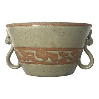 Mid-Century Studio Pottery Bowl