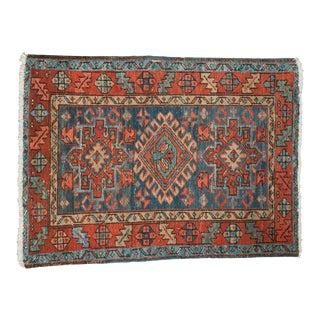 Vintage Fine Karaja Square Rug