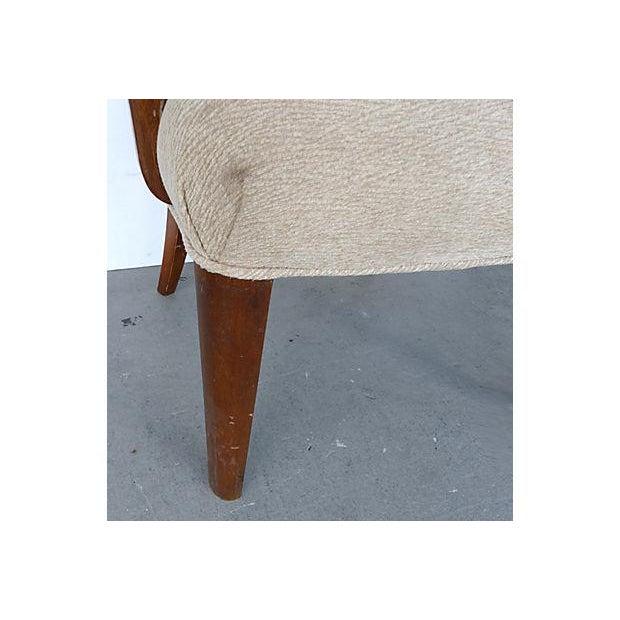 Image of American Mid-century Modern Armchairs