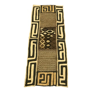 African Handwoven Kuba Cloth