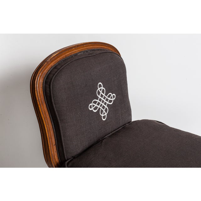Ruthie Sommers Slipper Chair - Image 4 of 9
