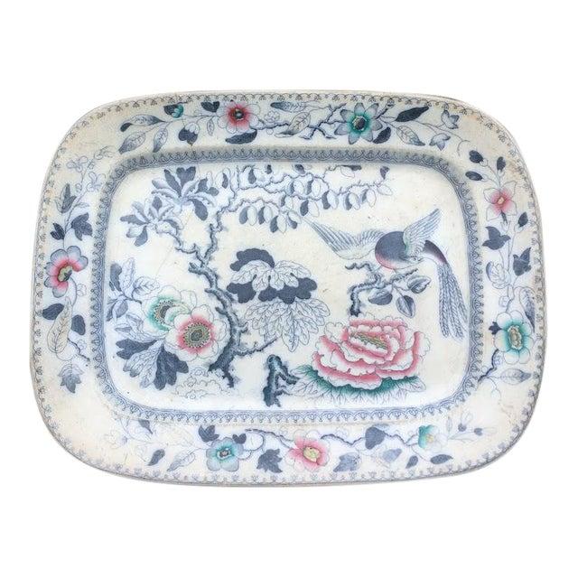 1870s Ashworth Ironstone Platter - Image 1 of 9
