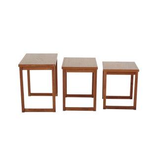 Set of Kai Kristiansen Nesting Tables