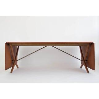 Hans Wegner At-314 Dining Table for Andreas Tuck
