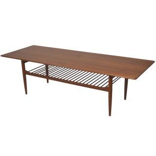 Kofod Larsen Mid-Century Teak Coffee Table
