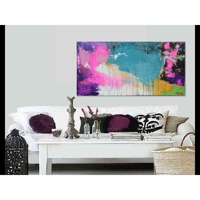Contemporary Abstract Painting by Mistie House - Image 9 of 10