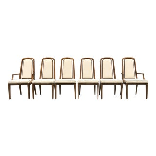 Vintage Dining Chairs - Set of 6