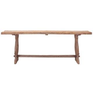 Sarreid LTD Wood Altar Table