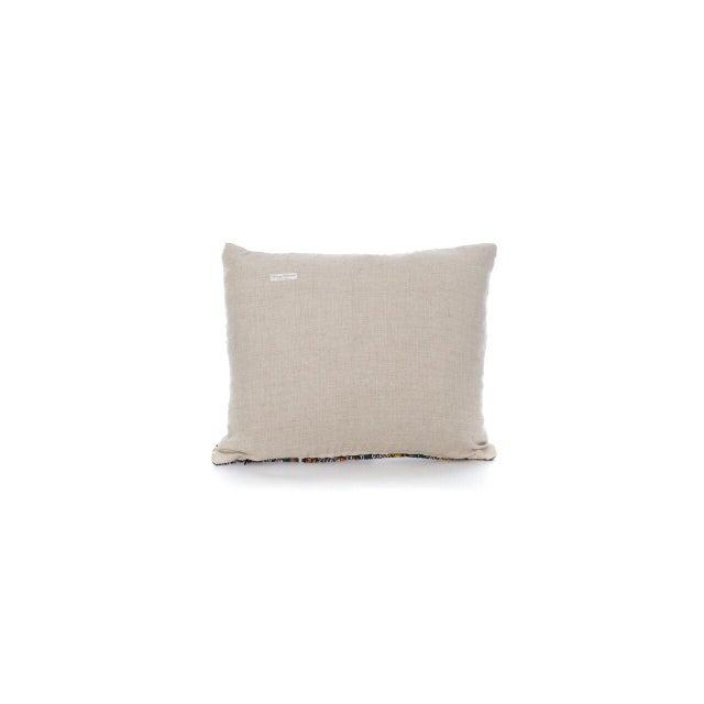 Moroccan Berber Wool Pillow - Image 3 of 3