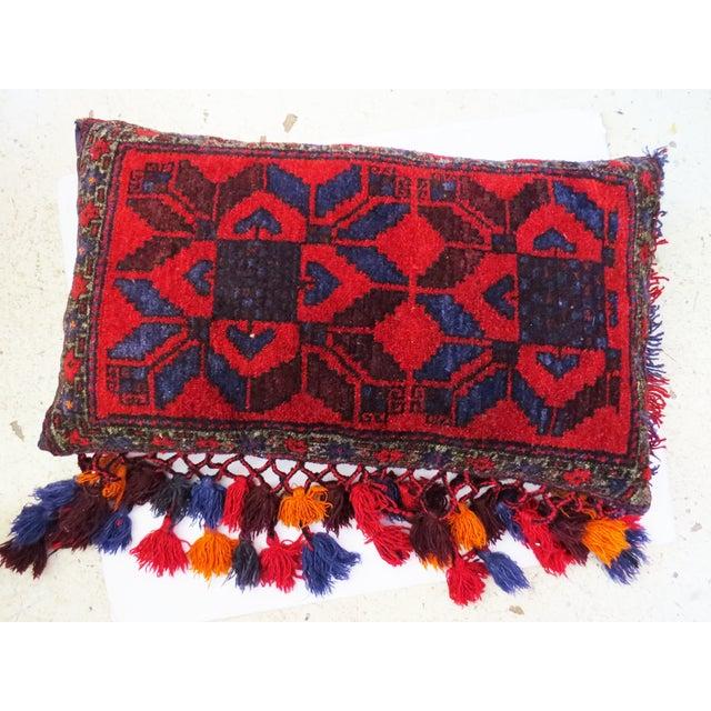 Boho Chic Tassel Floor Pillow - Image 2 of 3