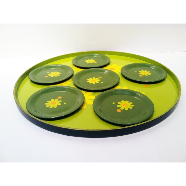 Image of Vintage Takahashi Coasters - Set of 6
