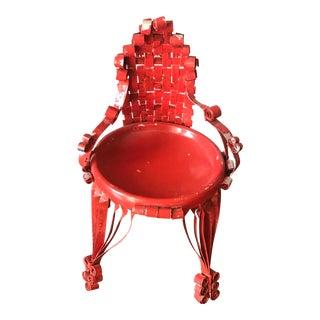 Can Art Miniature Chair