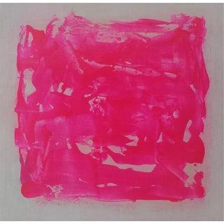 """""""Pink Pink #3"""" Original Painting by Susie Kate"""