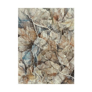 "Roxanna Bergner ""Leaves Underfoot"" Giclee Print"