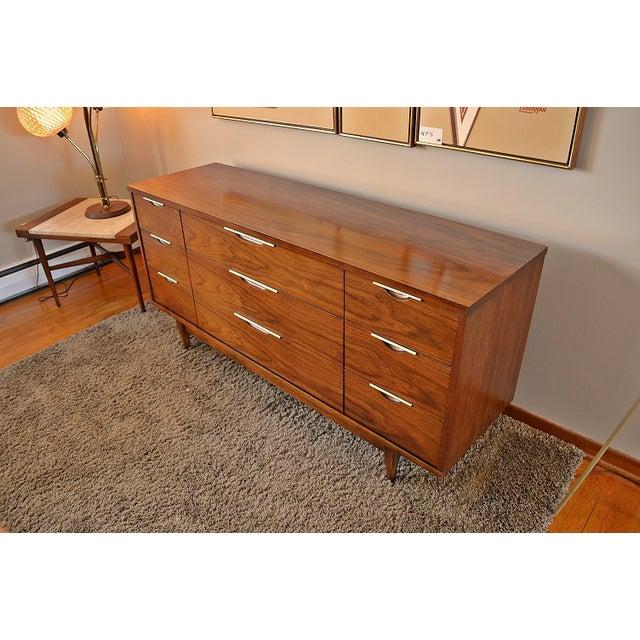 Image of Kent Coffey Mid-Century Dresser
