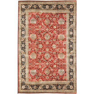 Traditional Hand Woven Rug - 10' X 16'