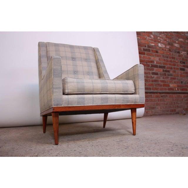 Milo Baughman for James Inc. 'King' Chair - Image 5 of 8
