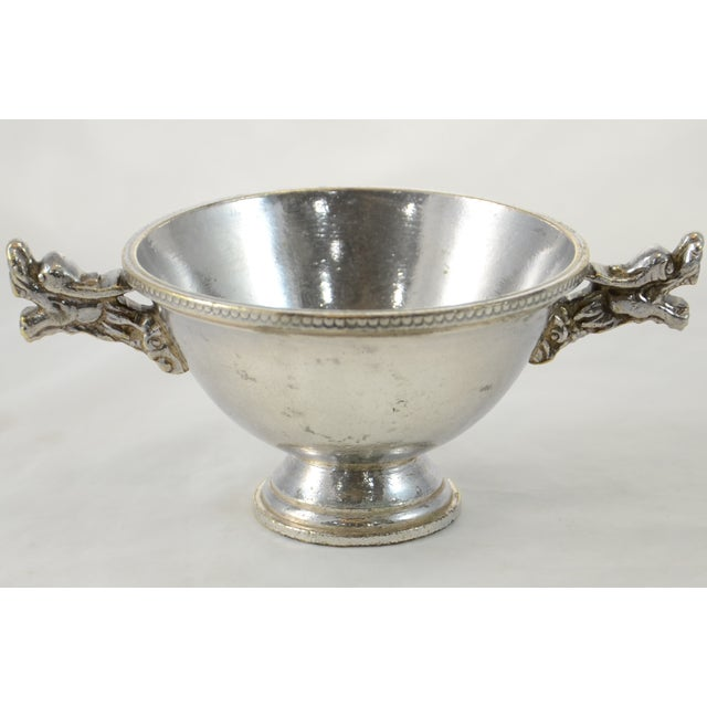 Image of Silver Dragon Bowl