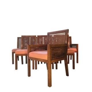 John Widdicomb Dining Chairs - Set of 8