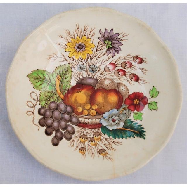 Vintage Spode Reynolds Pattern Saucer - Image 2 of 8