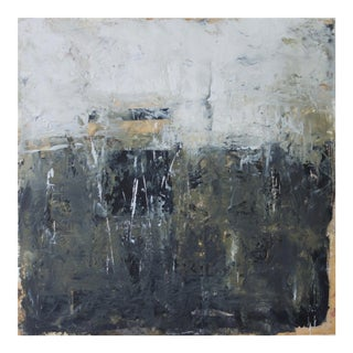 """Original Encaustic Art by Gina Cochran """"A Story for Another Time"""""""