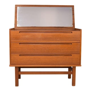 Nils Jonsson Teak Dressing Table