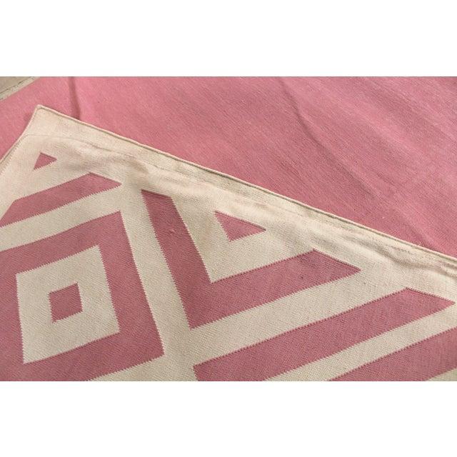 Madeline Weinrib Pink Darlington Rug- 8' X 10'