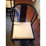 Image of Henredon Scene 3 Dining Chairs - 8