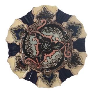 Gilded Wedgwood Decorative Plate