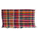Image of Moroccan Striped Blanket