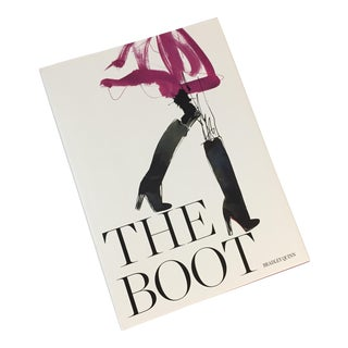 'The Boot' by Bradley Quinn Coffee Table Book