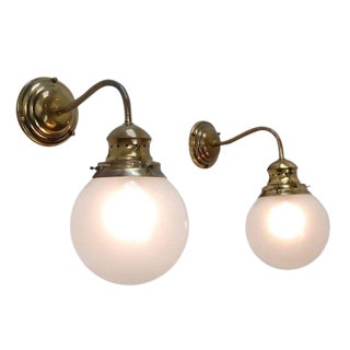 """5 """"LP1 Lampione"""" Wall Lamps by Azucena"""