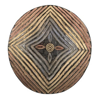 African Art Zulu Shield