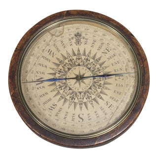 W. & J. Cary Table Compass