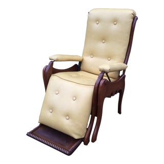 Mid-Century Modern Style Recliner Chair