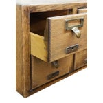 Image of Antique File Cabinet