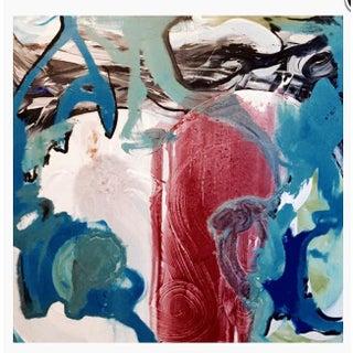Runriver Acrylic on Canvas by Matthew Izzo