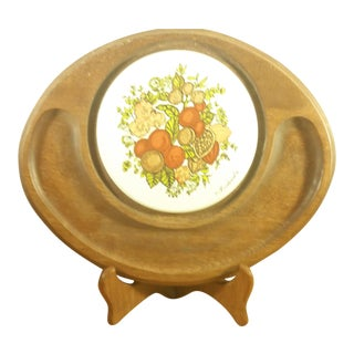 Goodwood Cheese & Cracker Serving Tray