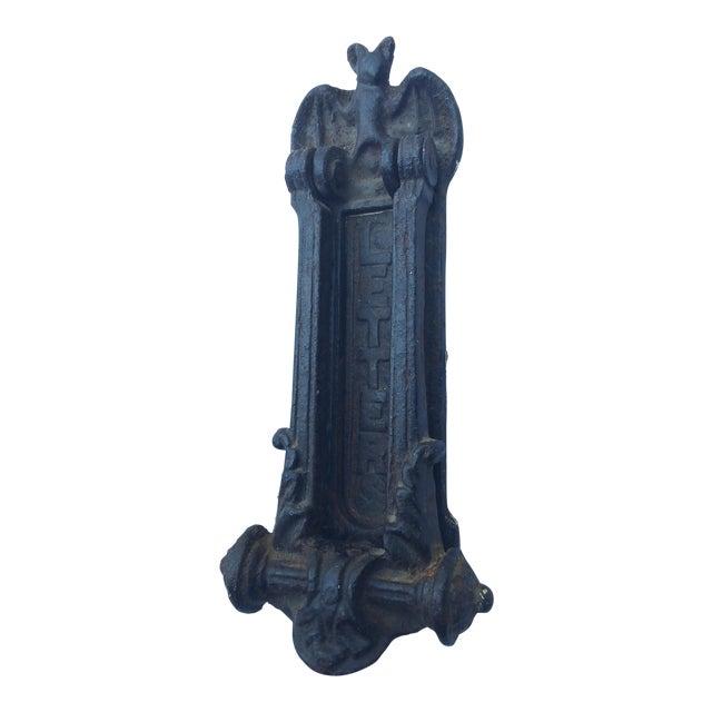 Victorian Gothic Bat Door Knocker - Image 1 of 9