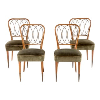 Gio Ponti Dining Chairs - Set of 4