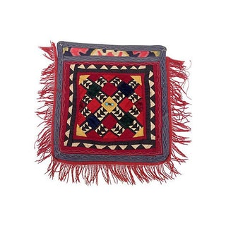 Patchwork Turkish Fringe Textile