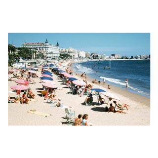 1950s French Riviera Vintage 35mm Film Slide Photograph