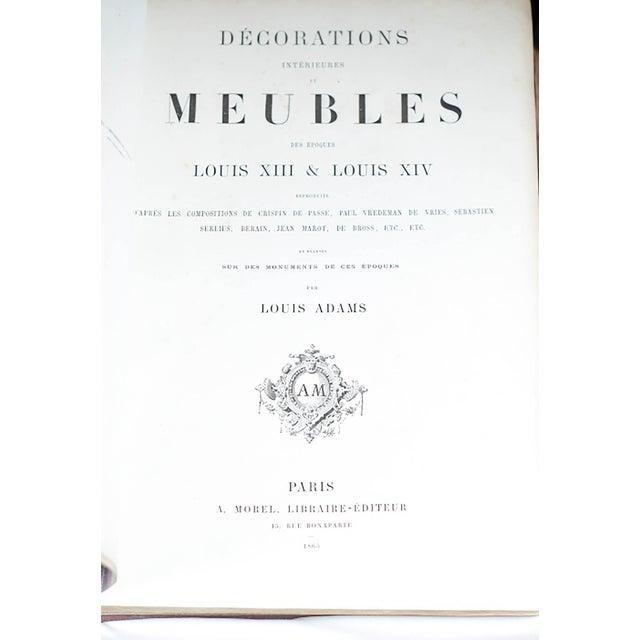 Antique Decorator's Book - Image 2 of 7