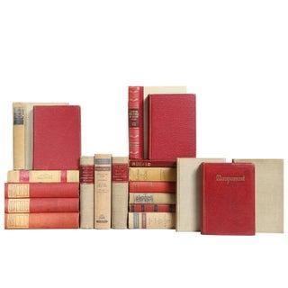 Flax & Crimson Classics - Set of 20