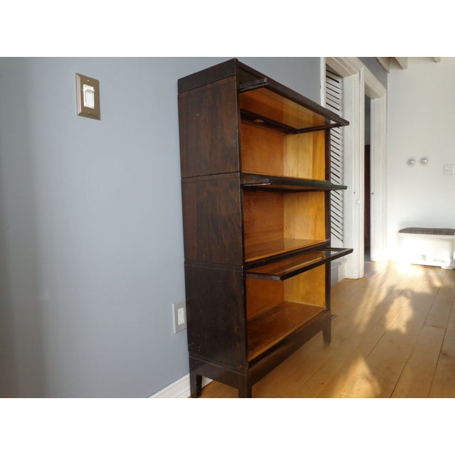 Antique Macey Stacking Barrister Bookcase Chairish