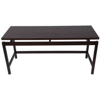 Jens Risom Floating Console Table