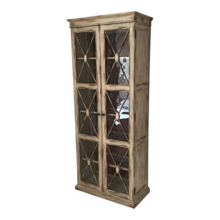 2-Door Display Cabinet