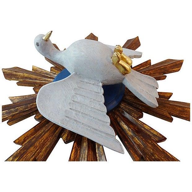 Wooden Dove Sunburst - Image 7 of 7