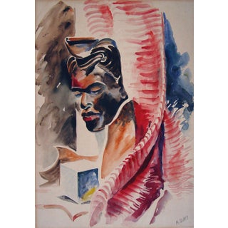 Marguerite Oshry Modernist Still Life Painting