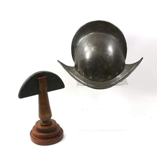 16th-C. Italian Morion Helmet - Image 5 of 6